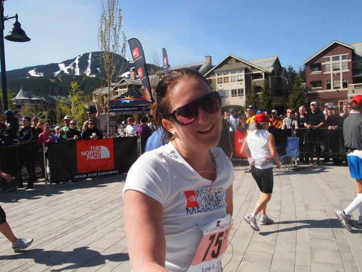 Whistler Half Marathon 2011